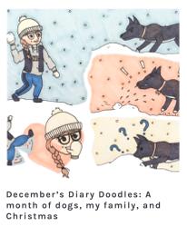 December-Diary-Doodles